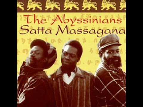 The Abyssinians – African Race