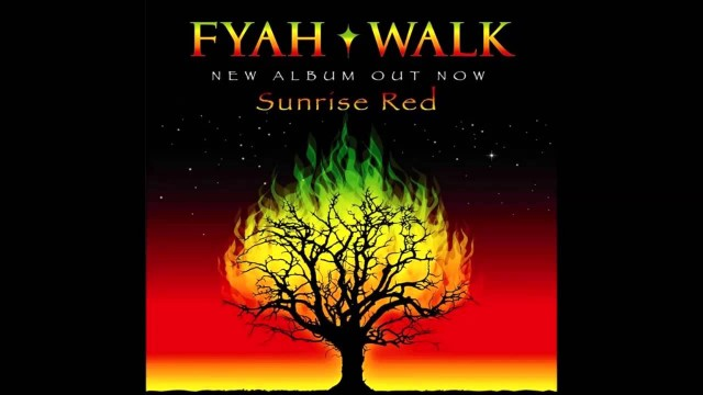 Fyah Walk – Sunrise Red