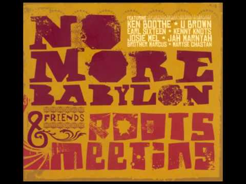 No More Babylon & U Brown – Give A Helping Hand