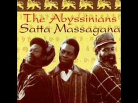The Abyssinians – Black Man's Strain
