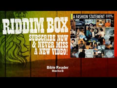 Macka B – Bible Reader