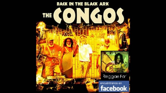 The Congos – Tip Of My Tongue