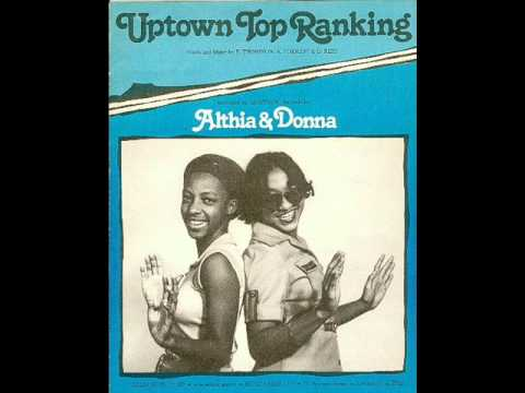 Althea And Donna – Jah Music