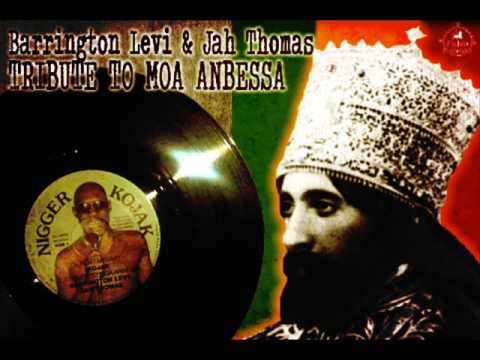 Barrington Levi & Jah Thomas – Tribute To Moa Anbessa