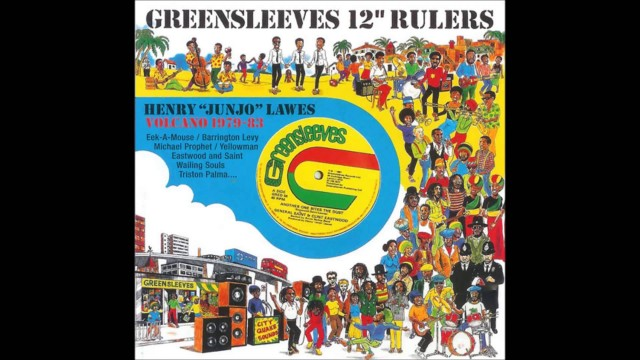 Barrington Levy – Crucifixion