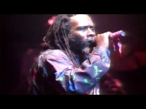 Burning Spear – Old Marcus Garvey – Live