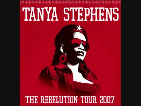 Tanya Stephens – Welcome To The Rebelution