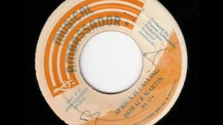 Horace Martin – Africa Is Calling