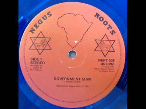 Lacksley Castell – Government Man