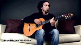 Sebastian Sturm – Children Don't Go Blind (Session Acoustique Jamafra)