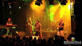 Sebastian Sturm & Exile Airline – Don't Look Back @ Reggae Jam 8/3/2012