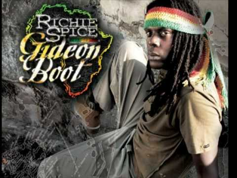 Richie Spice – The World Is A Cycle