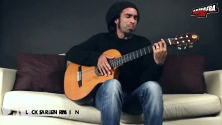 Sebastian Sturm – Faith (Session Acoustique Jamafra)
