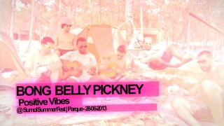 Bong Belly Pickney – Positive Vibes – Official Video Acoustic HD