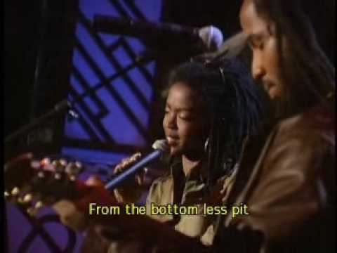 Lauryn Hill & Ziggy Marley – Redemption Song -Official Video Live HD