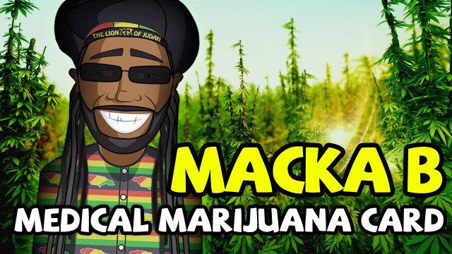 Macka B – Medical Marijuana Card – 2014