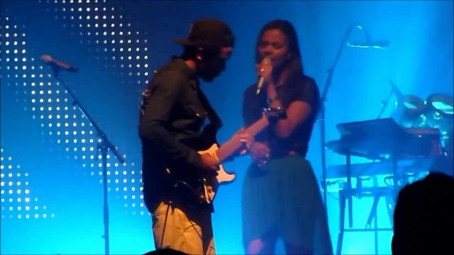 Patrice & Noraa – Faces (Live)