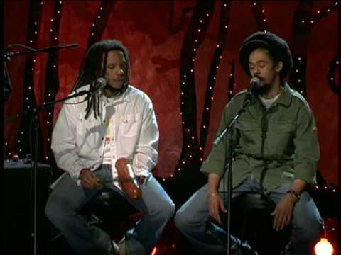 Damian & Ziggy Marley – Pimpa's Paradise – Live TV Show Acoustic