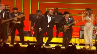 Bruno Mars & Rihanna & Ziggy Marley & Damian Marley – Could you be loved – Official Video Live TV Grammy Awards (Bob Marley Tribute)