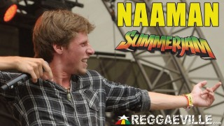 Naaman – Rebel For Life @ SummerJam 2014