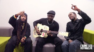 Yaniss Odua & Natty Jean – Live HD/HQ – Acoustique Session