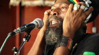 Capleton – performs Raggy Road – Live HD – Tuff Gong Studios
