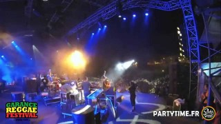 Alborosie – Live – Garance Reggae Festival 2014 – Official video HD
