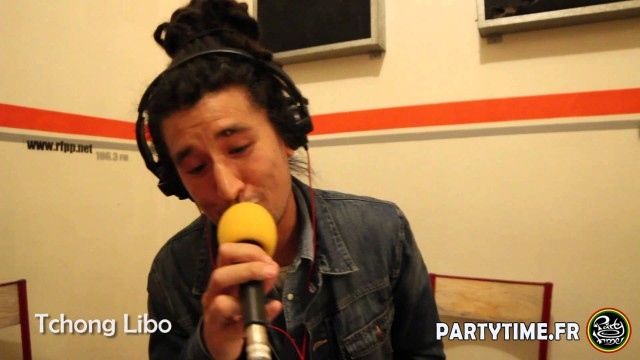 Tchong Libo – Freestyle At Party Time Radio Show – 25 MAI 2014 – Official video HD