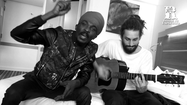 Anthony B – Reggae.fr Unplugged – Official Video HD Live Studio