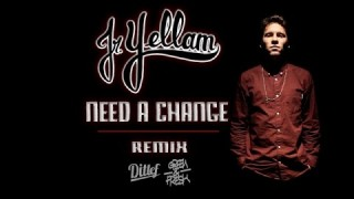 Jr Yellam – Need A Change (Remix) Official Video