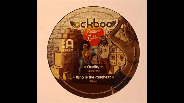S'Kaya ft Ackboo – Who is the Roughest