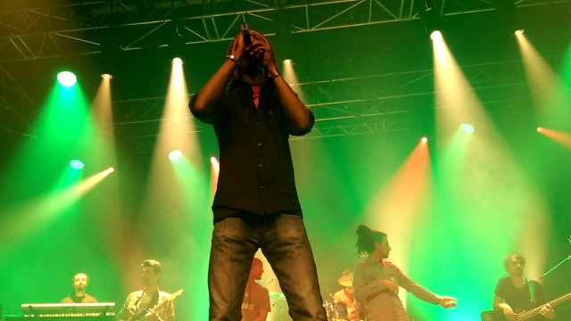 Jah Gaia And Friends – Medley – EXCLU YOUREGGAE – Big Featuring Live HD St Etienne 21/02/2015