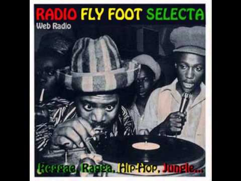 Ras Naaman & Randy Killah/ Fly Foot Radio Dubplate