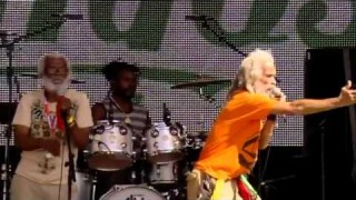 The Congos – Glastonbury – Official Video Live HD