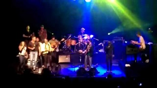 Groundation feat Nahko – Could You Be Loved (Bob Marley) – Live @ Le Moulin Marseille April 2015 – YouReggae Prod