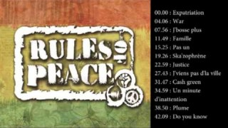 Rules of Peace – Album 2011 – All tracks