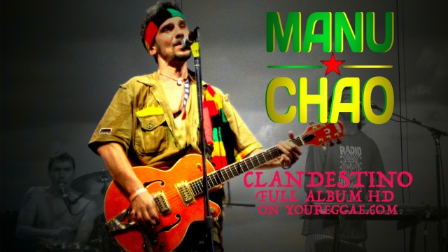Manu Chao – Clandestino – Full Album HD