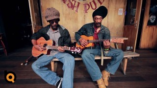 Israel Vibration – Dancing In The Rain (Session Acoustique)