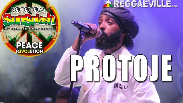 Protoje – Hail Rastafari – Official Video HD – Rototom Sunsplash 2015