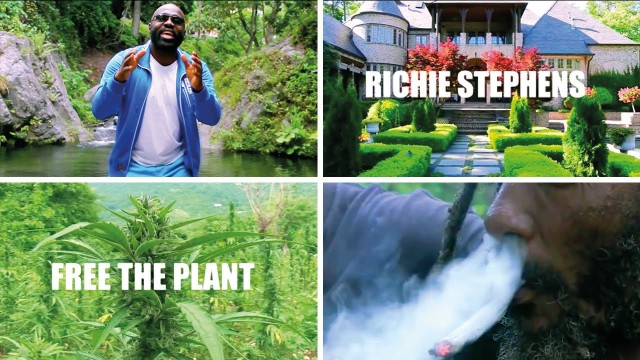 Richie Stephens – Free The Plant – Official Video HD