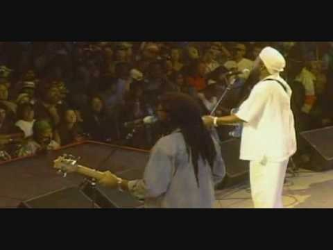 Third World – 96 Degrees In The Shade Reggae on The River