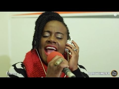ETANA – Freestyle at Party Time radio show – 8 Fev 2015
