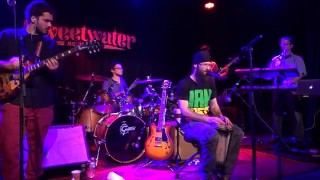 Harrison Stafford and The Professor Crew – Groundation Chant – Live @ Sweetwater Mill Valley 16-01-2016