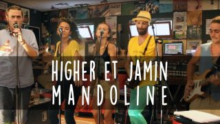 Higher feat JaMin – Mandoline (live session) Official Video