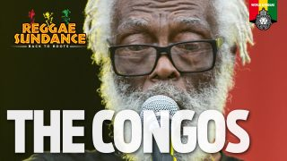 The Congos Live at Reggae Sundance 2016