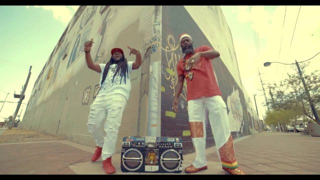 Capleton & Arise Roots – Rootsman Town – Official Video HD
