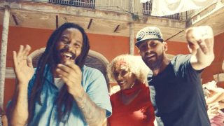 Ky-Mani Marley & Gentleman & Marcia Griffiths – Simmer Down – Official Video HD