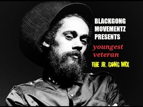 Damian 'Jr. Gong' Marley Mix 2016 – Youngest Veteran