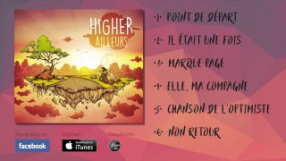 Higher – Marque Page (Studio)