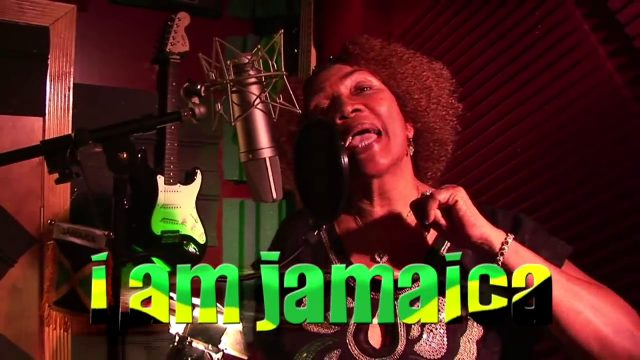 I AM JAMAICA – Anthony Cruz, Shaggy, Marcia Griffiths, Freddie McGregor, Hopeton Lindo, Sophia B